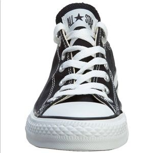 Men's LowTop All Star OX Black converse size- 10.5